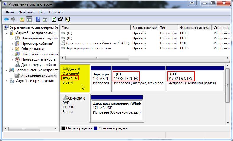 Как создать образ системы Windows spydevices.ru