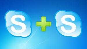 как запустить два скайпа spydevices.ru