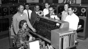История вычислительных машин