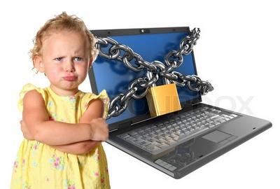 детский контроль компьютера